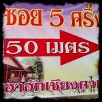 Thai Signs: 50 Meters