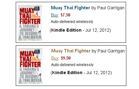 Why Are Kindle Books More Expensive In Thailand Than The Us