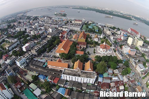 Aerial Photos of Samut Prakan