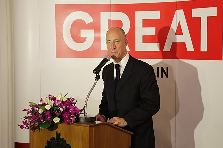 British Ambassador Blogging in Thailand