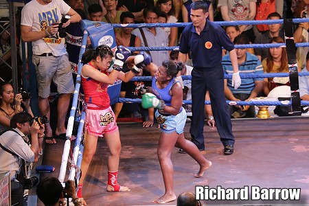 Watch Muay Thai for Free in Bangkok