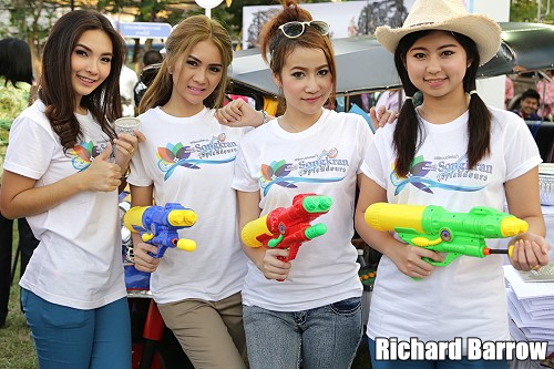 """7 Values to """"Keep you Safe"""" during Songkran"""