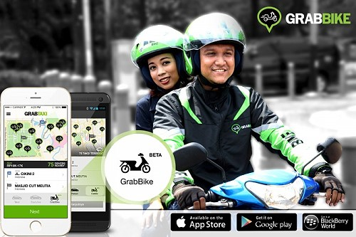 Promo Code for GrabTaxi's new Motorcycle Service