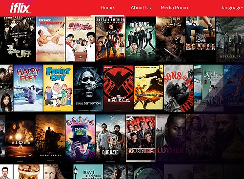 Movie Streaming Service iflix Launches in Thailand in August