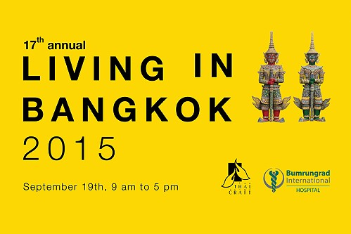 """Living in Bangkok 2015"""