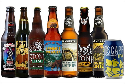 craft beer from passion delivery