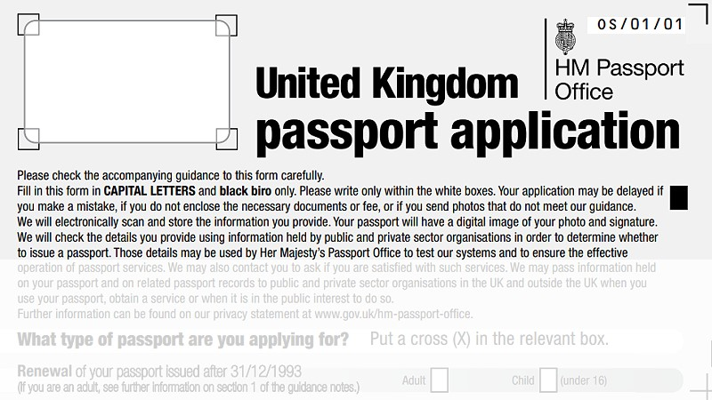 A Quick Guide To Renewing Your British Passport In Bangkok Richard Barrow In Thailand